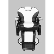 All Purpose Hydraulic Recline Barber Chair Salon Beauty Spa Shampoo 8702bw