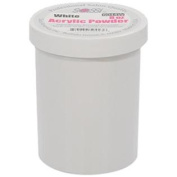 Sassi Acrylic Powder White, 240ml