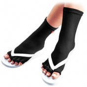 Pedisavers - Anklet Pedicure Socks - Colour