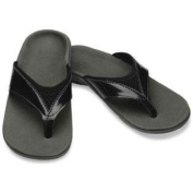 Spenco Sandi Supportive Sandals Black - 11