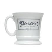 NEW Porters Shaving Mug