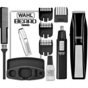 - Wireless Men's Beard Trimmer And Ear/Nose Trimmer