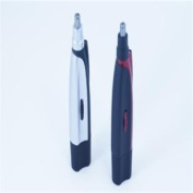 2pk His & Her Hair Trimmers with LED Light Beam