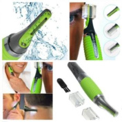 Personal Ear Nose Neck Hair Trimmer Clipper With LED Light