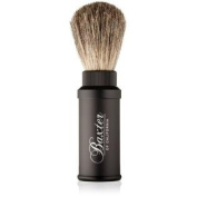 Baxter of California Aluminium Travel Shave Brush