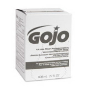(Price/CS)GOJO INDUSTRIES 9212-12 GOJO Ultra Mild Antimicrobial Lotion Soap - BIB 800 mL