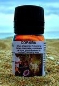 Esential Oil Copaiba - Amazonic and natural 100% - 30 ml.