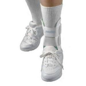 Aircast ankle training brace for left leg, medium, #02BL - 1 ea