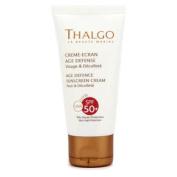 Age Defence Sunscreen Cream SPF 50+ 50ml/1.69oz