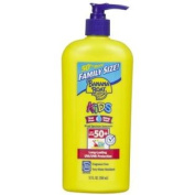 Banana Boat Kids Sunscreen Lotion SPF 50, 350ml Pump Bottle