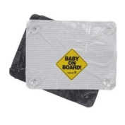 Safety 1st Pack Baby On Board Deluxe Sunscreen 4 Pack