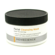 Facial Cleaning Mask - Green Tea And Clay 90g90ml