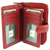 Visconti Heritage-33 Ladies Multi Card Holder Wallet and Purse