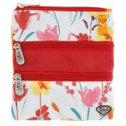 Women`s Three Zip Bag