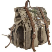 Canyon Outback Urban Edge Porter Realtree Xtra Canvas Backpack - Camouflage