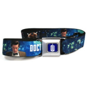Doctor Who - The Doctor, Amy Pond and The Daleks Seatbelt Style Belt