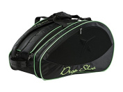 Aisha Drop Shot Padel Bag / Green