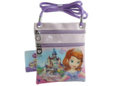 Karactermania Disney Messenger Bag Rosa/lilla