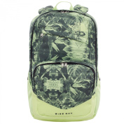 The North Face Wise Guy Backpack - Meridian Blue/Sulphur Spring Green