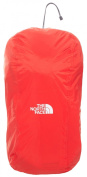 The North Face Pack Rain Cover Backpack-Red/Tnf Red, Medium