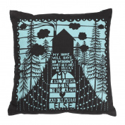 Jtartstore Rob Ryan Cushion My Home 46cm x 46cm