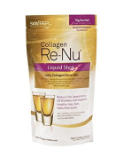 Collagen Re-Nu - The Anti-Ageing Collagen Drink - Daily Collagen Drink Mix 7-14 Day Supply - Marine Collagen - Collagen Powder - Collagen Supplement - SkinPep Best Choice For Premium Quality Collagen Drinks Nutritional Supplement