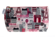 Kids Cotton Wash Bag - Paris Scenes