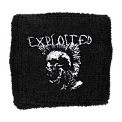 Exploited Men's Athletic Wristband Black