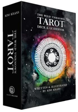 The Wild Unknown Tarot Deck and Guidebook (Official Keepsake Box Set)