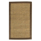 Adirondack Chocolate 0.6m x 0.9m Accent Rug
