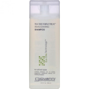 Giovanni Shampoo Tea Tree Triple Treat -- 250ml