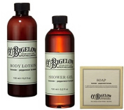 C.O. Bigelow Lavender and Peppermint Bath Bundle