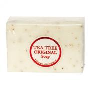 Original Tea Tree Soap - Antiseptic/whitening Soap Bar for Acne Prone Skin w/ Kojic Acid and Vitamin E