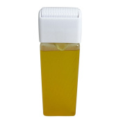 Wax Necessities Soft Wax With Removable Cap Honey - 80ml/ 80g