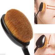 Sannysis Makeup Tool Cosmetic Foundation Cream Powder Blush Makeup Brush