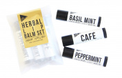 URB Apothecary - Organic / Herbal Lip Balm Set