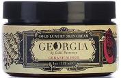 Georgia by Jodie Patterson Gold Luxury Skin Cream (GERANIUM ROSE) 4oz / 118 ml e