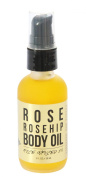 URB Apothecary - Organic Rose Rosehip Body Oil
