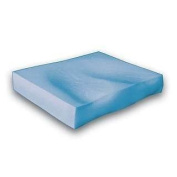 "AliMed Basic T-Foam Cushion, Hard, 46cm x 41cm x 2"" by AliMed"
