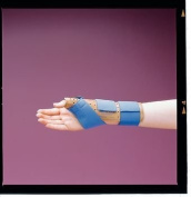 Freedom Thumb Spica Splints, Left Size