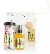 URB Apothecary - Organic Rose Gift Set