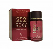 2on2 Sexy Pour Homme - Our Version of 212 Sexy Men 100ml/3.3oz