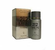 2on2 Men Pour Homme - Our Version of 212 Men 100ml/3.3oz