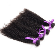 Peruvian Unprocessed Virgin Hair Bundles Kinky Curly Hair Weave 4pcs 16 18 20 22 Mixed Natural Curly Human Hair Extensions