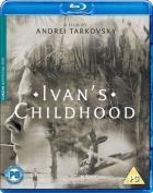 Ivan's Childhood [Region B] [Blu-ray]