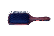 Ti-Style Satinwood Men's Boar Bristle Paddle Brush