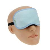 Starsource Comfortable Velour Pure Eye Mask Sleep Eyeshade Velvet Eyeshade Blinder With Five Colour