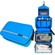 CYBERNOVA Waterproof Compact hanging cosmetic Toiletry travel bags Cosmetic Pouch Personal care Hygiene Purse