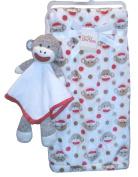 Baby Starters Sock Monkey Bundle