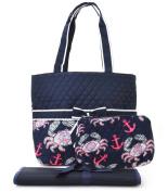 sea crab nappy bag (KUL2121NY)